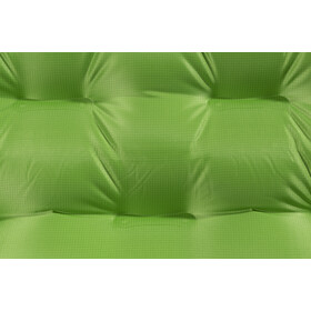 Big Agnes Insulated Q Core SLX Matelas Long 51x198cm, green
